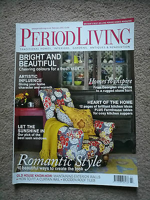 Period Living Magazine, February 2012