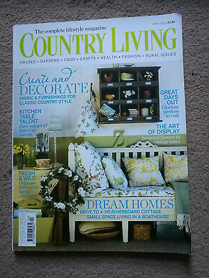 Country Living Magazine- April 2012 Issue
