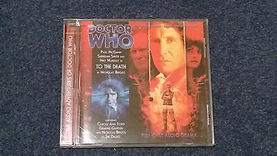 Doctor who BIG FINISH audiobook - 4.10  (CD)  - TO THE DEATH
