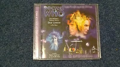 Doctor who BIG FINISH audiobook - 2.1  (CD)  - DEAD LONDON