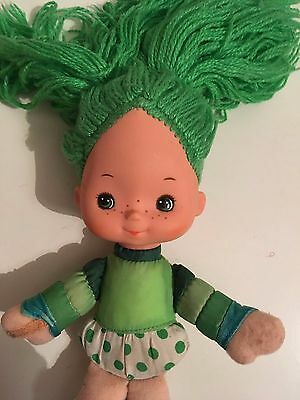 VINTAGE patsy green from rainbow brite soft toy