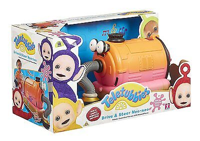 Teletubbies Drive & Steer Noo Noo Multi-Colour Remote Controlled Toy, Brand New