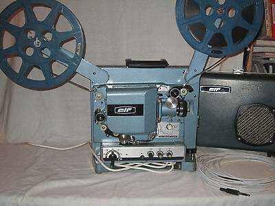Elf 16mm Sound Projector Model RM-1