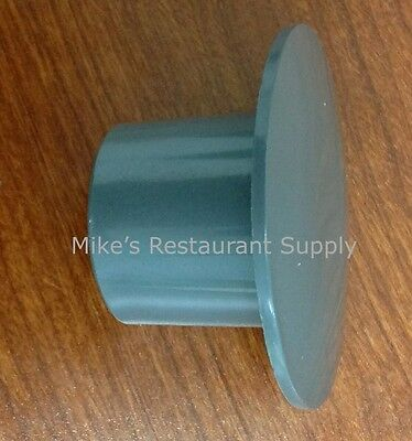NEW Attachment Plug Cap for Hobart Mixer Grinder Plastic #1581 20 30 40 60 NSF