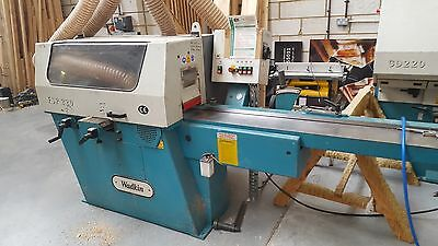 Wadkin Four sided Planer 3 Phase