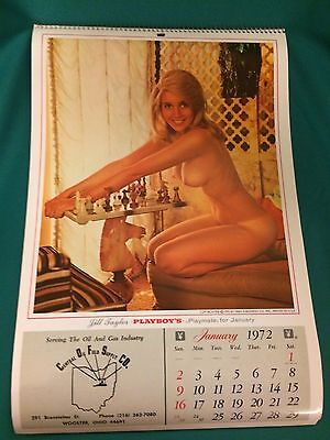 Lot of 45 Vintage COFSCO Playboy Calendars Choice of Year