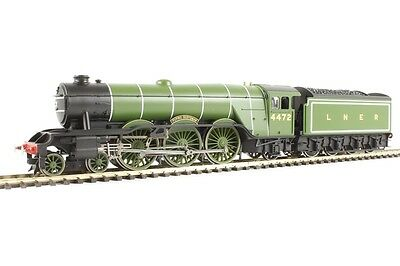 "Hornby OO/ HO class A1 4-6-2 4472 ""Flying Scotsman"" Railroad Range DCC + SOUND"
