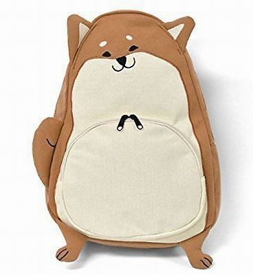 Shiba Inu Dog backpack school bag figure doll Cute Collectible from Japan
