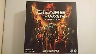 Gears of War: The Board Game - 100% Complete, Near Mint, Boxed (Fantasy Flight)