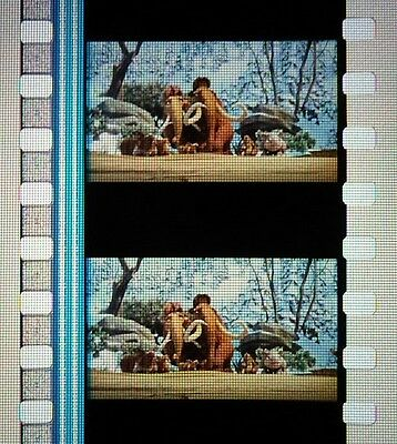 Ice Age 3 (5) Film Cell  5 Stripes Selten