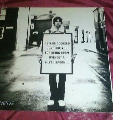 The Verve This Is Music vynal LP
