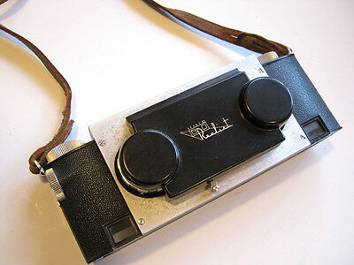 Stereo Realist 3-D Camera - David White, Serial #1003602 - With Case