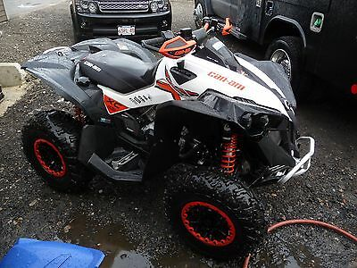 2016 can am renegade 1000r