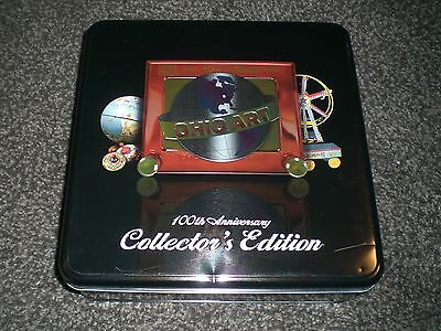 Etch A Sketch 100 ANNIVERSARY COLLECTOR'S EDITION Gold inTin In Box