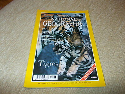 National Geographic. Tigres
