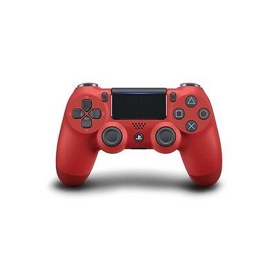PS4 Dual Shock Controller Red