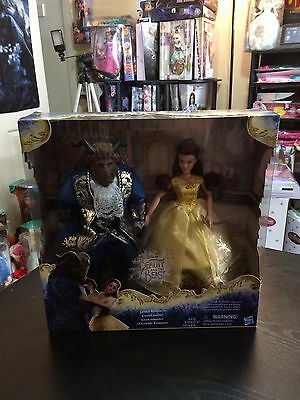 Disney Beauty And The Beast Royal Doll Gift Set