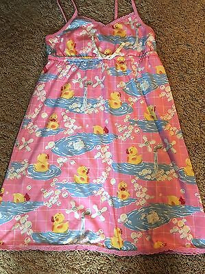 Girls Nightgown Size 14/16