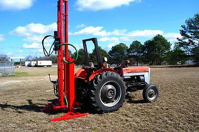 Water Well Drilling Rig  Drill Machine Pump Driller Hydraulic Boring Equipment