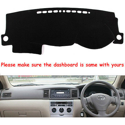 Dashmat Dashboard Mat Dash Cover Mat Right Hand Mat For TOYOTA COROLLA 2000-2006