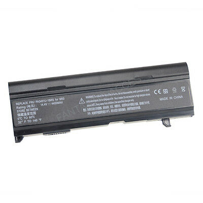 New 6 CELL BATTERY FOR TOSHIBA EQUIUM M70-337 M70-339 364 PA3465U-1BRS UK