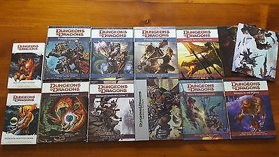 Dungeons & Dragons Rulebooks