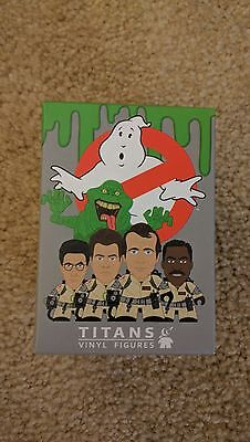 Titans Vinyl Figures Ghostbusters Loot Crate Exclusive Mystery Box