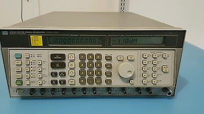 HP 8780A 10MHz-3GHz Vector Signal Generator