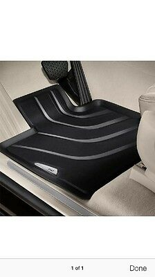 BMW OEM F25 X3 2011-2017 All Weather Floor Mats Front & Rear