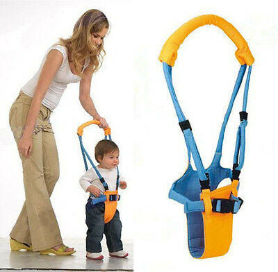 Safety Leash Harness Reins Baby Toddler Learnning Walking Kid Strap Keeper Belt