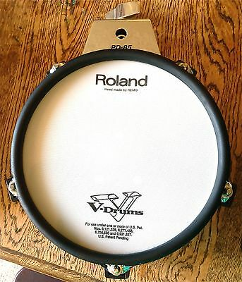 ROland PD-85R Electronic V Drum Dual Zone Mesh Head