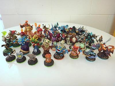 Skylanders figurines- for xbox 360, Wii, PS3 - 45 Characters