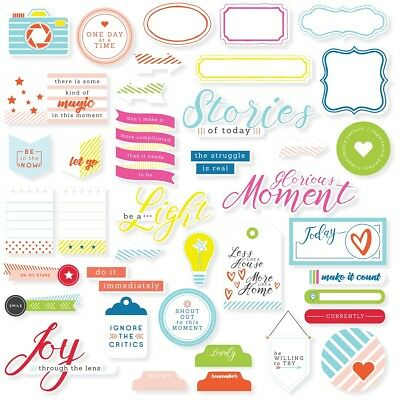 Pinkfresh Studio - The Mix No.1 - Cardstock Die Cuts