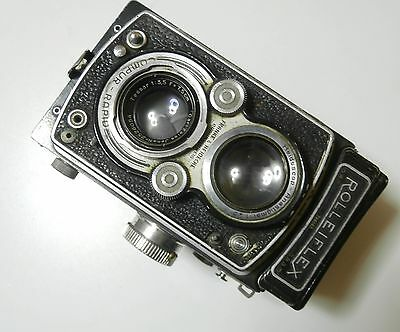 Rolleiflex TLR Automat AS IS Worked for Me