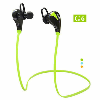 Lemfo G6 Bluetooth Inalámbrico Stereo Player Auriculares Earbuds For Android IOS