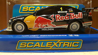 Scalextric Slot Car - Whincup Redbull Commodore V8 Supercar - New in box!