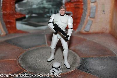 Han Solo Stormtrooper Disguise Star Wars Power Of The Force 2 1995
