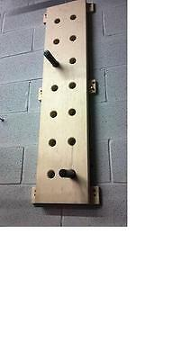 Max Gym , Climbing Hold, Training Board, Peg board climb