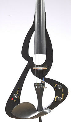 Electric Silent Violin. Professionally Set Up by Paul Stanton.