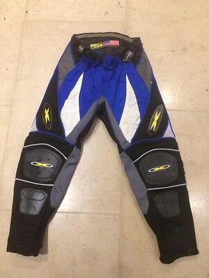 Men's motocross / Enduro Matching Trousers And Top