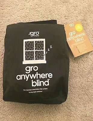 The Gro Company - Gro Anywhere Blackout Blind - New with Tags