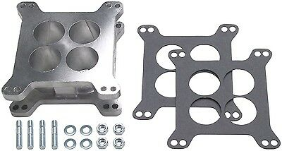 Trans-Dapt Performance Products 2432 Swirl-Torque; Aluminum Carb Spacer