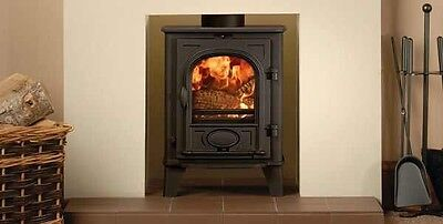 Stovax Stockton 4 Multi Fuel Wood Burning Stove Official Retailer