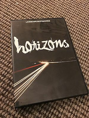 Landscape Skateboards Dvd - Landscape Horizons Dvd - Great Condition
