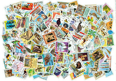 Laos – 635 Different Stamps [36826] + Free Gift
