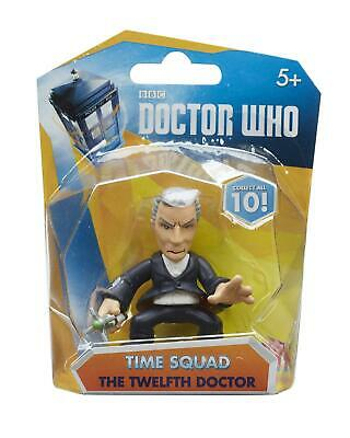 Doctor Who Time Squad Collectable Action Figure - The Twelfth Doctor -  05970