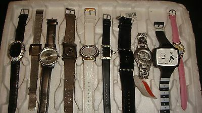 Trade Only Job Lot Of 10 X  Mixed   Watches 100% Gen,//,//