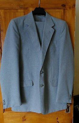 Vintage Harbarry of England suit(summer light weight)