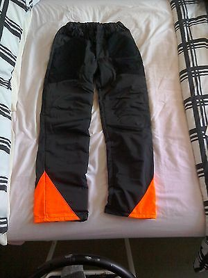 Stihl Chainsaw Trousers Class 1 Economy Plus 32 Waist 29 Leg
