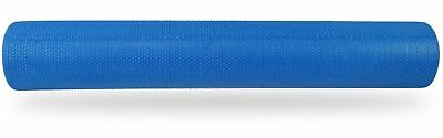 Trigger Point Foam Roller Grid Sports Massage Exercise Yoga Physio 90cm Blue